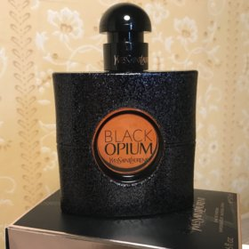 "Yves Saint Laurent "" Black Opium "" ПОСЛЕДНЯЯ ЦЕНА"