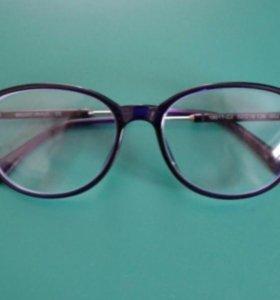 Продам очки для дали на -0.75