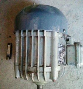 Электродвигатель 220/380в.1400 об/мин.
