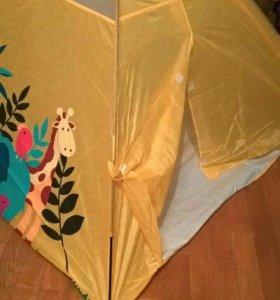 Игровая палатка Саванна новая