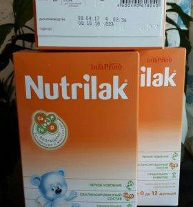 Нутрилак смесь сухая 0-12мес, Nutrilak