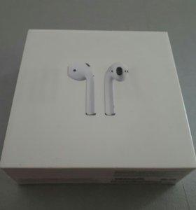 Apple AirPods новые