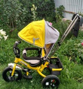 Новый велосипед Safari Trike