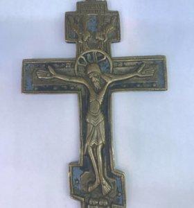 Крест-эмаль