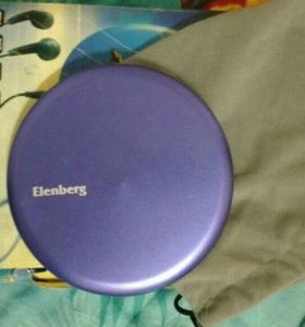 Elenberg CDMP CD-MP3-плеер