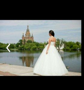 Свадебное платье ( milano vera)