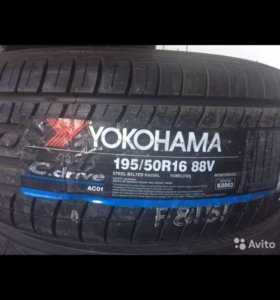 Продам Yokohama C.Drive