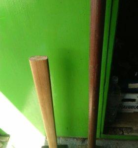 Кувалды с деревянной и метал.ручкой,5-7 кг