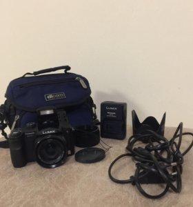 Фотоаппарат LUMIX Panasonic DMC FZ7