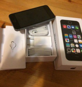 Продаю новый iPhone 5s на 16 g