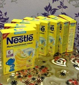 Каша молочная Nestle