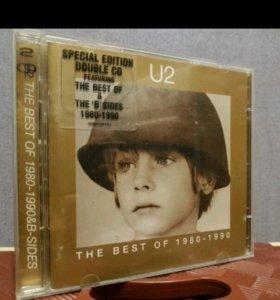 Фирменные диски U2