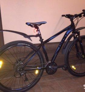 Велосипед Giant revel 29er 0 (2015) рама М-18