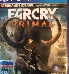 Far Cry Primal Специальное издание (PS4)