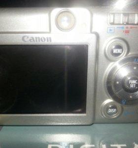 Фото Canon s50