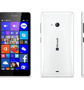 Смартфон Microsoft 550 Lumia
