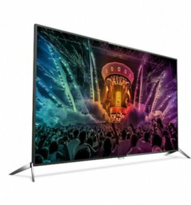 """Philips 65PUS6521 65"""" Smart Android 4K Ultra HD LE"""