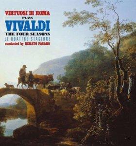 Vivaldi - four seasons (времена года) LP