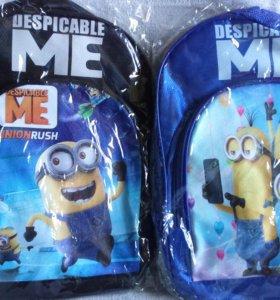 Рюкзаки детские размер 19 на 24
