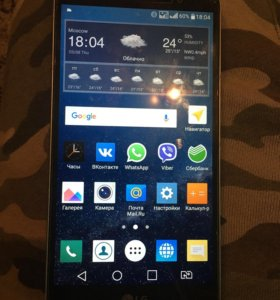 Телефон LG G4 stylus