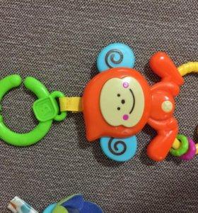 Детские игрушки б/у.
