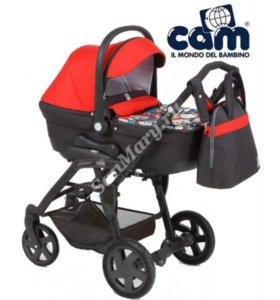 Продам детскую коляску CAM Dinamico 2 в 1