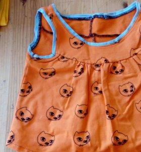 Одежда девочке