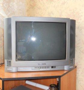 телевизор тошиба бомба 29 дюймов