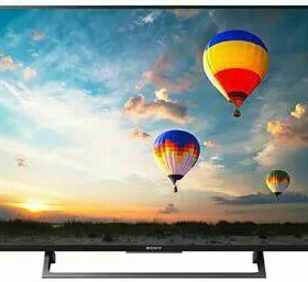 """Sony KD-43XE8099 43"""" Android 4K HDR Ultra HD Smart"""