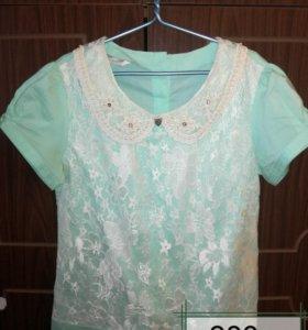 Новая блузка размер 46-48