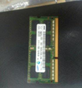 ddr3 4gb на ноутбук