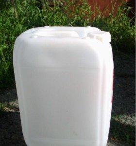 Канистры пластиковые не пищевые 30 литров