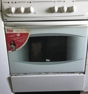 Печка газ+электро