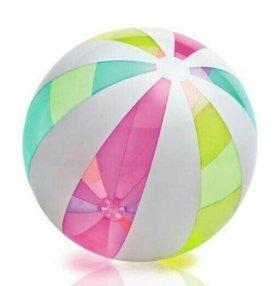 Надувной мяч, 106см,новый