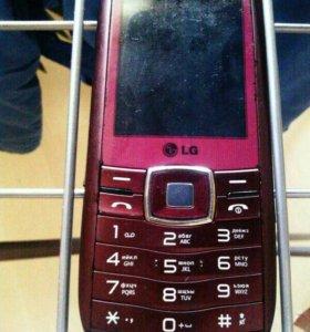 Телефон LG+4GB
