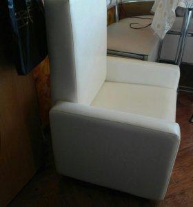 пуф кресло кожзам