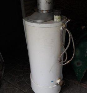 Двухконтурный эл.независимый газовый котел на 29 к