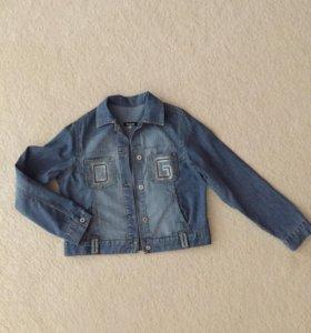 Пиджак джинсовый DG