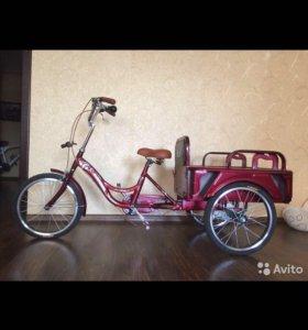 Продам велосипед повозка