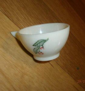 Игрушка чашка СССР