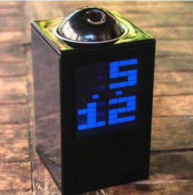 Настольные проекционные часы