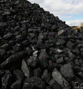Уголь сортовой (ДО, ДПК), щебень, песок, отсев,ПГС