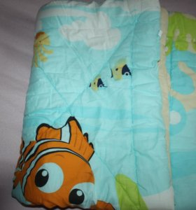 Одеяло детское на синтепоне, 110 * 140
