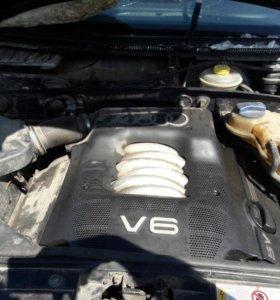 Двигатель ауди 2.8