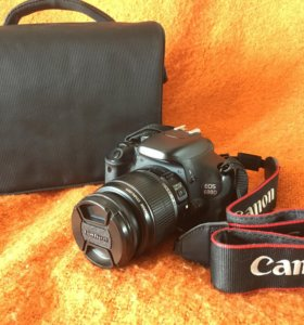 Canon 600d 18-55 mm