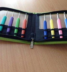 Набор крючков для вязания KnitPro