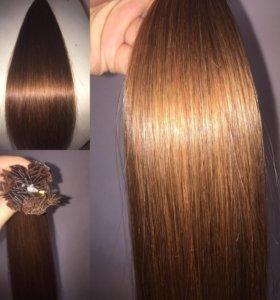 Натуральные волосы 65см