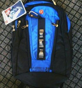 Рюкзаки швейцарские