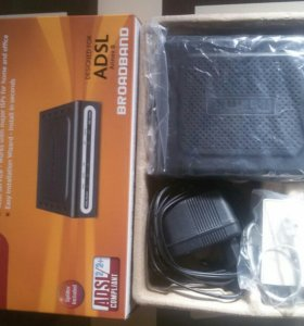 Роутер DSL 2500 U ADSL 2+