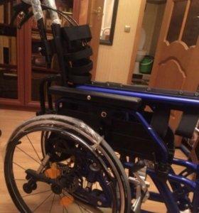 Новая кресло-коляска Ortonica delux 530